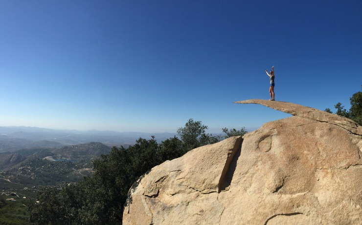 Potato Chip Rock Top