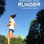 Don't let Runger Run Your Life: Running Hunger Recovery Plan