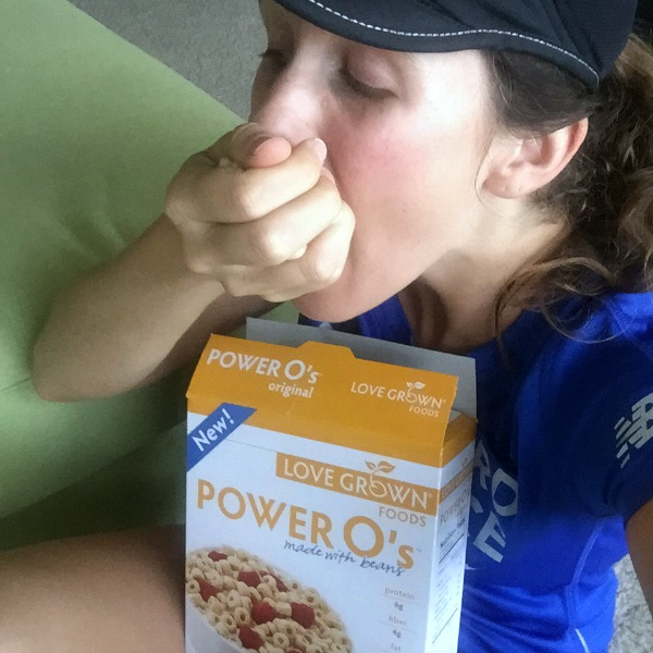 How to manage the post run munchies