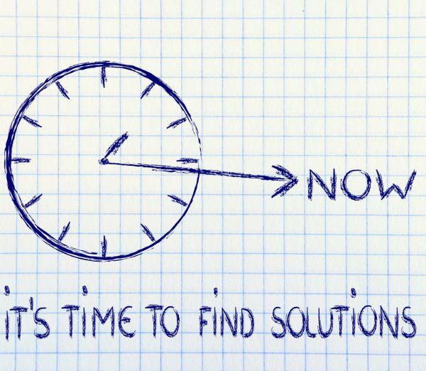 encontrar el tiempo