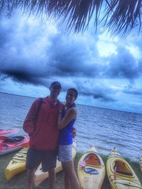 Shall we kayak