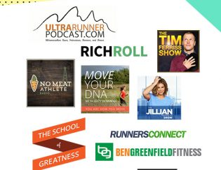 Top 19 Podcasts for Running