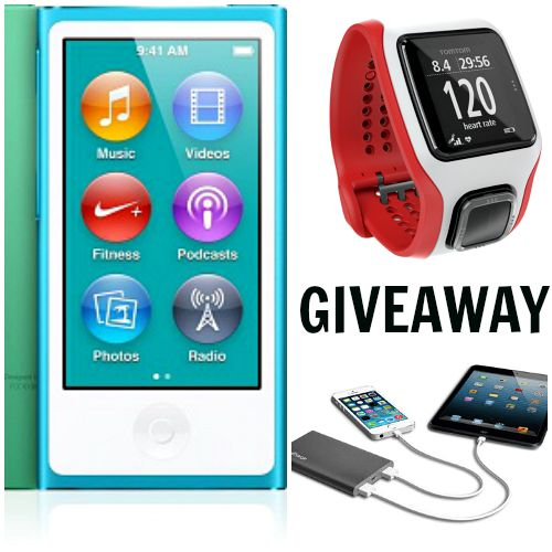 giveaway prizes