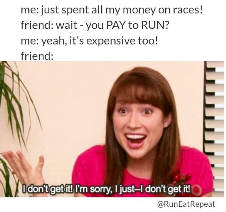 running meme