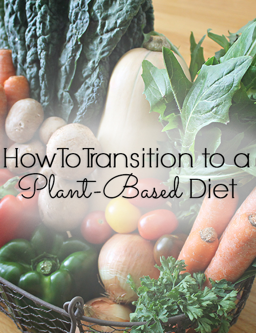 starting plant based diet