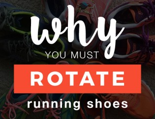 Why you must rotate your running shoes - learn this quick tip!