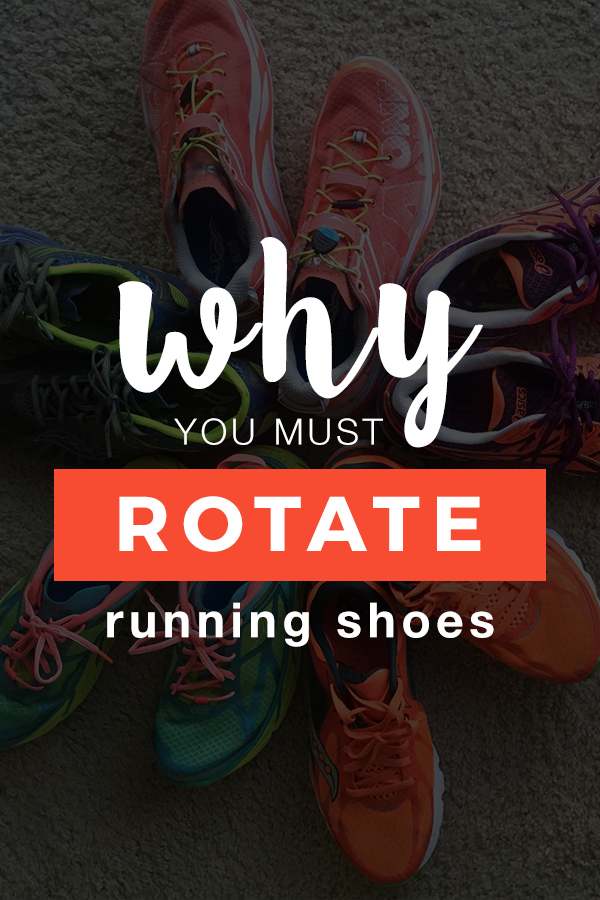 Why You Must Rotate Running Shoes - RunToTheFinish