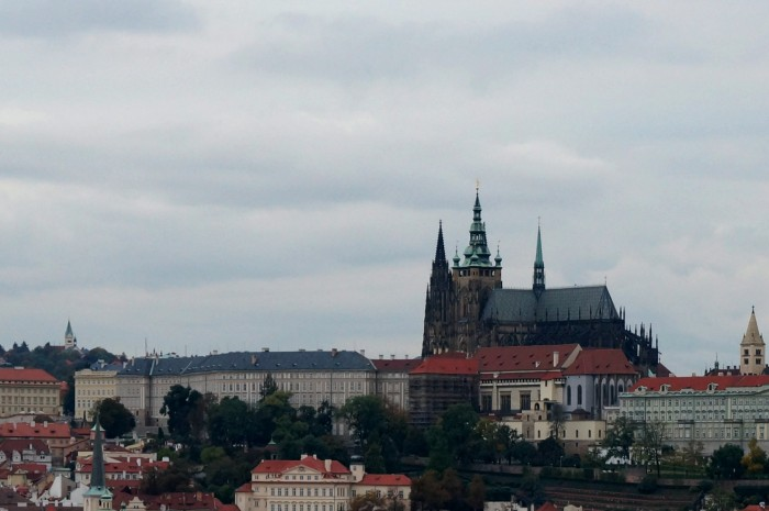 What you'll see on a walk through Prague