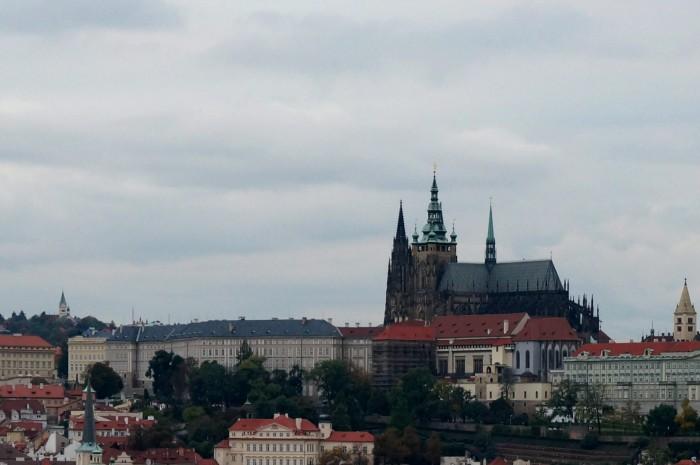 What you'll see on a walk through Prague