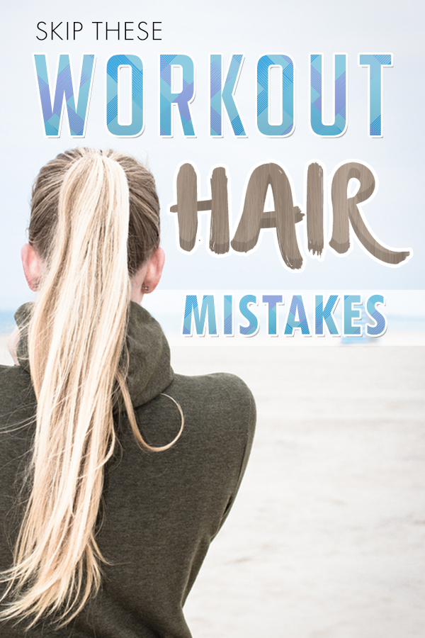 workout hair