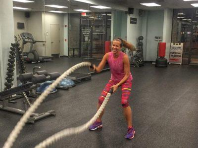 Cross training for fat loss
