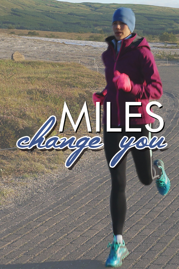 Miles Change You! Want to have your running story shared? Click through and find out how