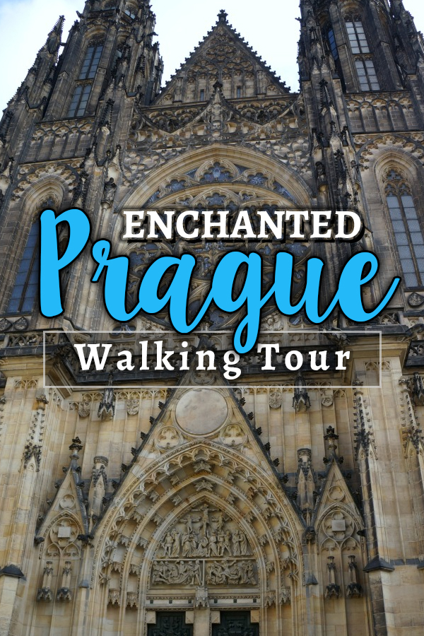 Enchanted walking tour of Prague - find out why this vacation destination is on the rise