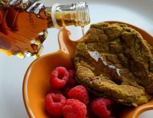 Tofu Pumpkin Breakfast Bake - high protein easy breakfast