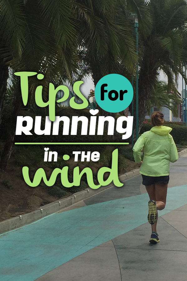 Tips for running in the wind - from the clothes, to the mental, what can you do