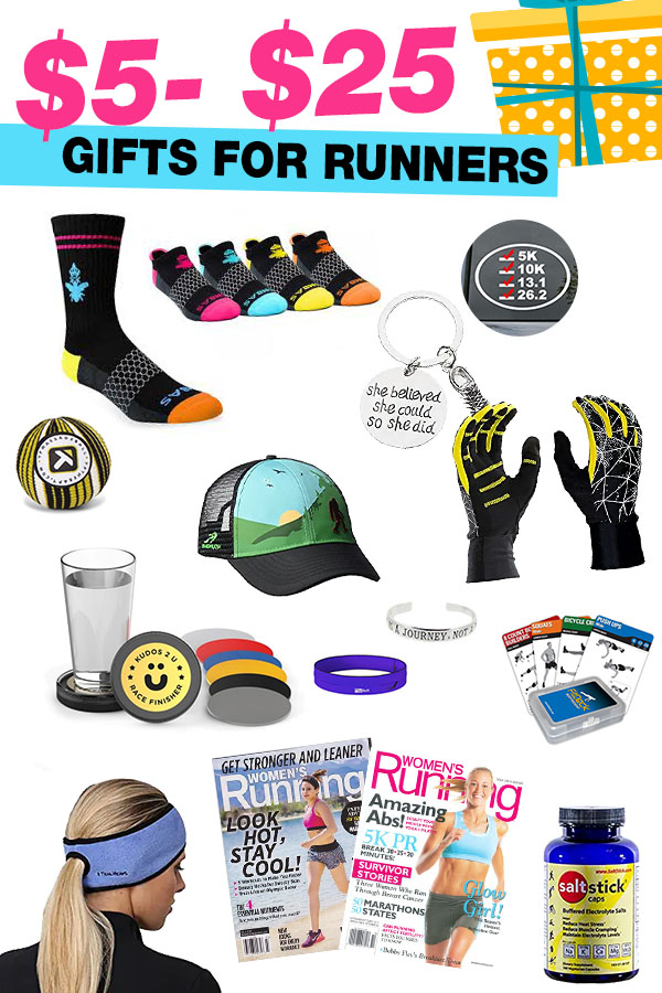 presents for runners