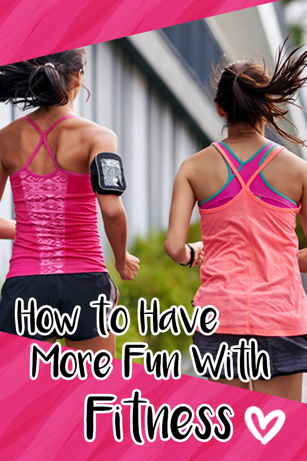 How to Make Fitness More Fun (year round!)