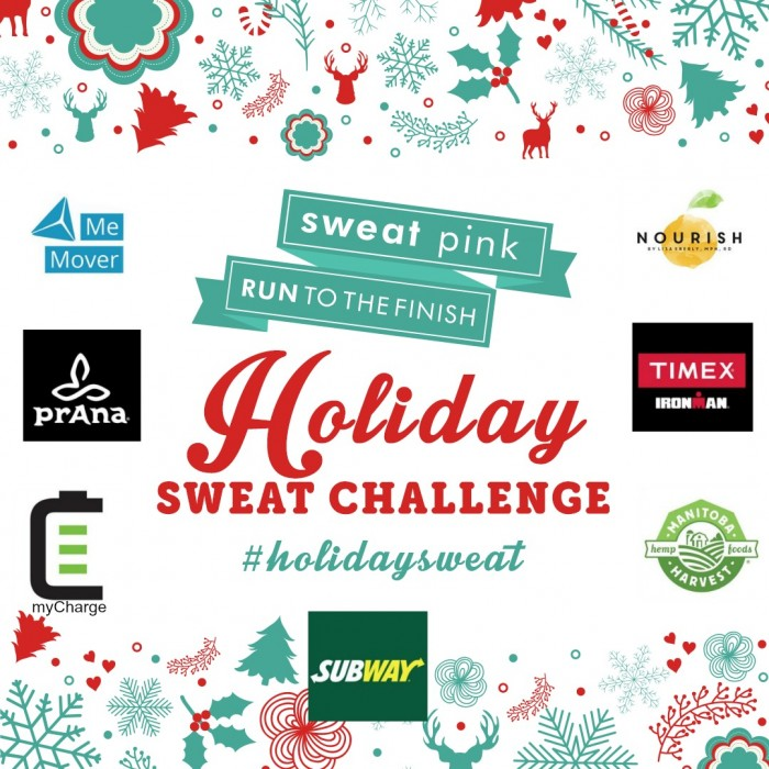 Holiday Challenge Sponsors - Participate to win!