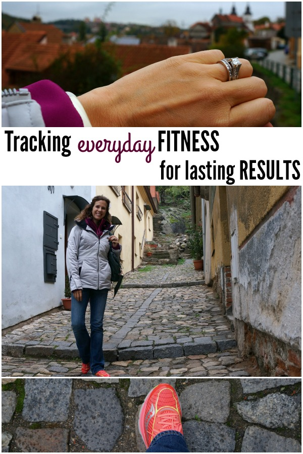 What are the benefits of tracking your everyday fitness and what should you look for in a good activity tracker