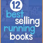 12 Best Selling Running Books
