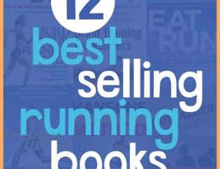 12 Best Selling Running Books