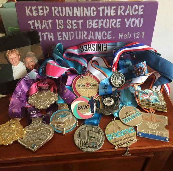 Everyday runners who inspire others