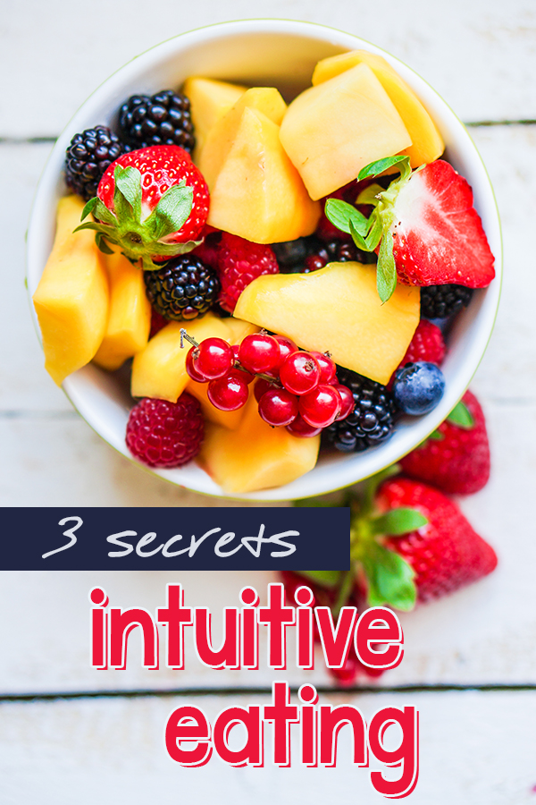 What is intuitive eating and could it be the key to lasting weight loss and body confidence?