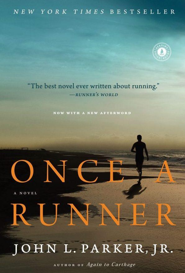 top running books