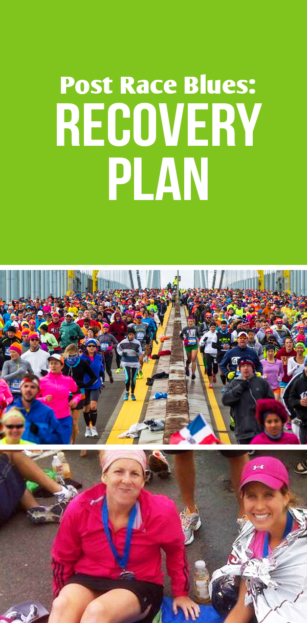 Your 7 day plan for the post race blues!