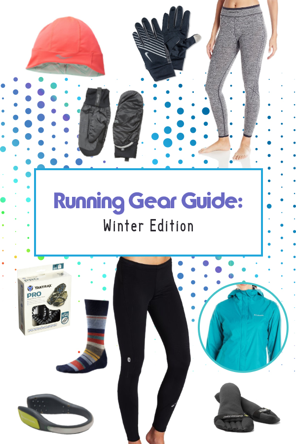 Must Have Winter Running Gear Guide