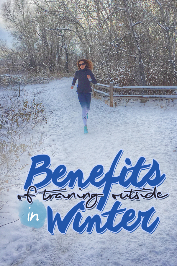 Why you need to exercise outdoors in the winter for better health (yes everyone, even a walk!) -- these will motivate you and keep you going all winter long