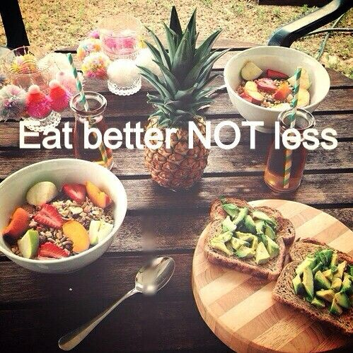 Learn how to eat more and still lose weight
