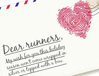 A Simple Holiday Running Wish For You