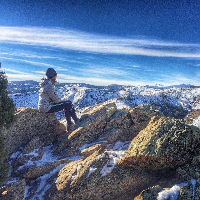 Learn from these trail running mistaks -- then stop and appreciate what you're doing