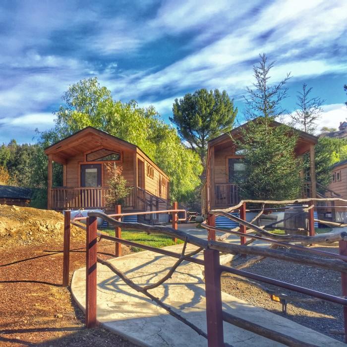 Wellfit Malibu Personal Cabins