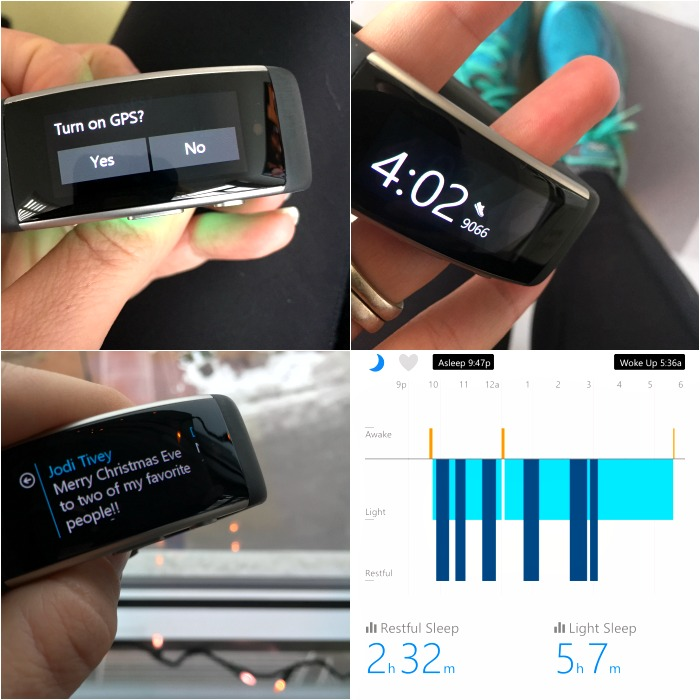 A review of the Microsoft 2 Band
