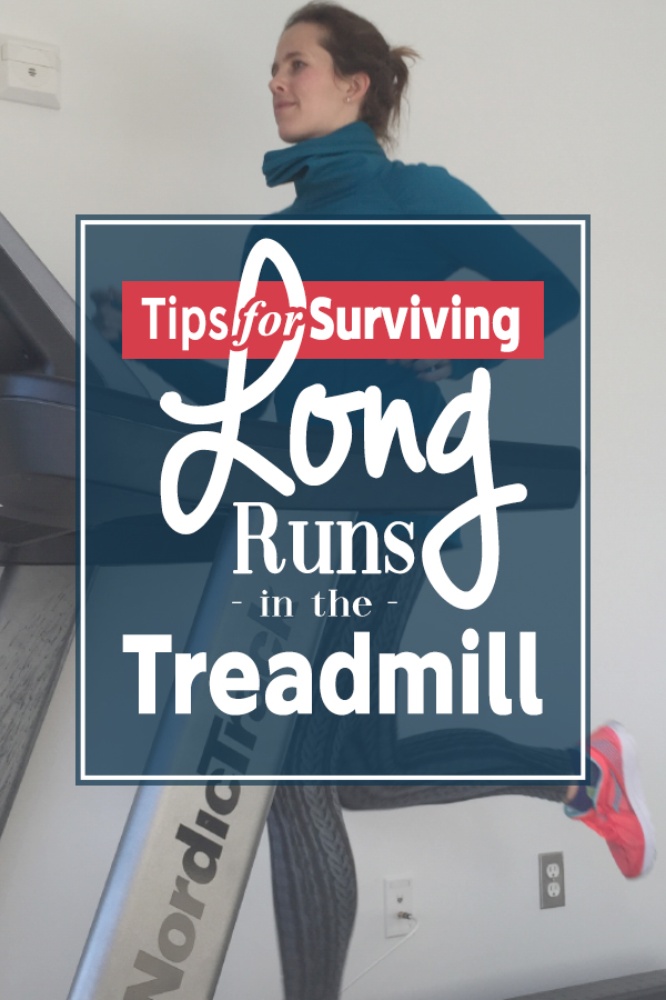 treadmill long run