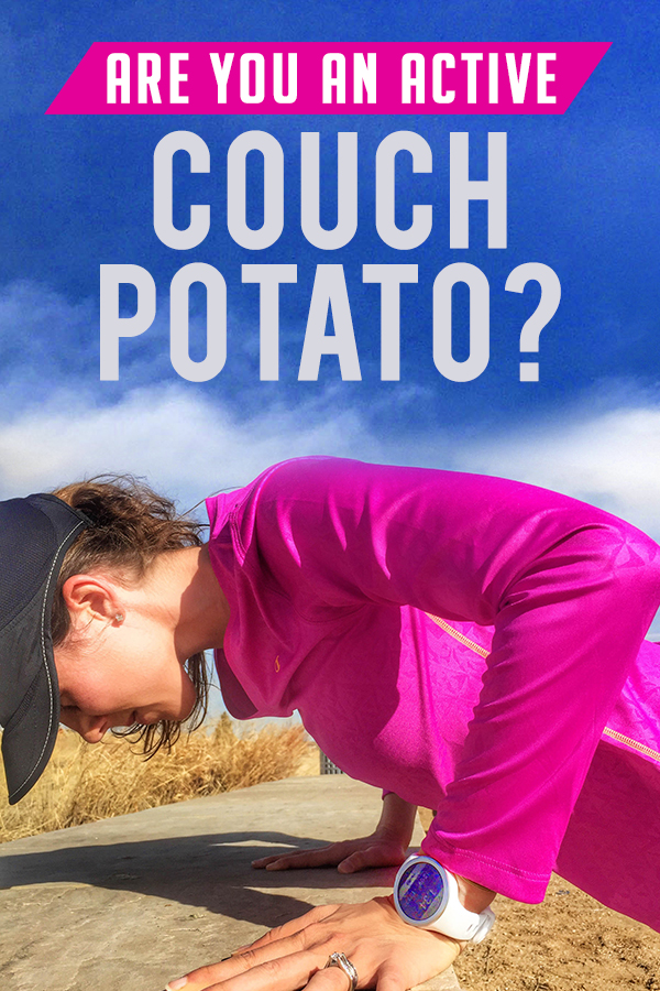 Are you an active couch potato? Find out how to avoid the effects of sitting even if you workout consistently