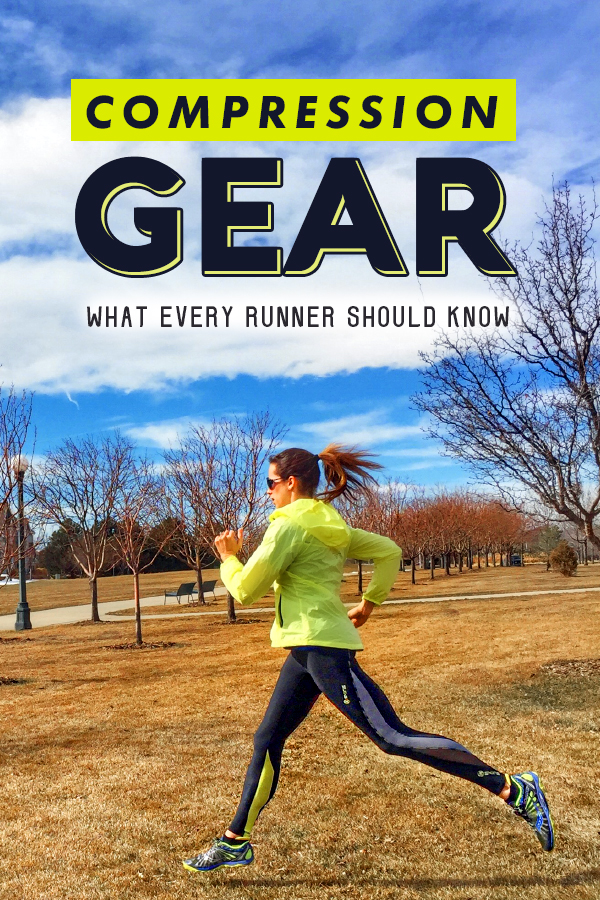 Compression gear for running - what ever runner needs to know. When to wear it during exercise, recovery and what actually works