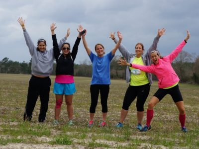 Reasons to join a running group