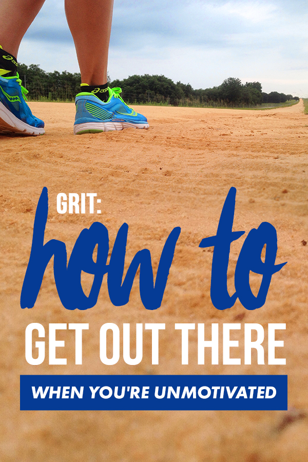 how to get going when you're completely unmotivated