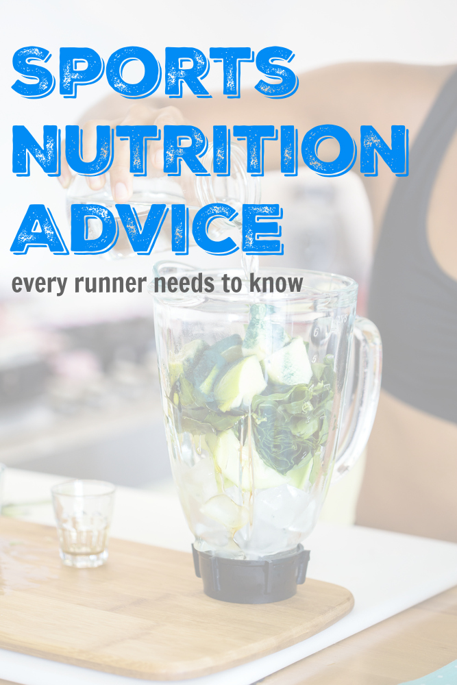 Running sports nutrition tips that everyone needs to know - improving performance, weightloss and energy