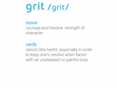 What is Grit and how it makes you a better runner