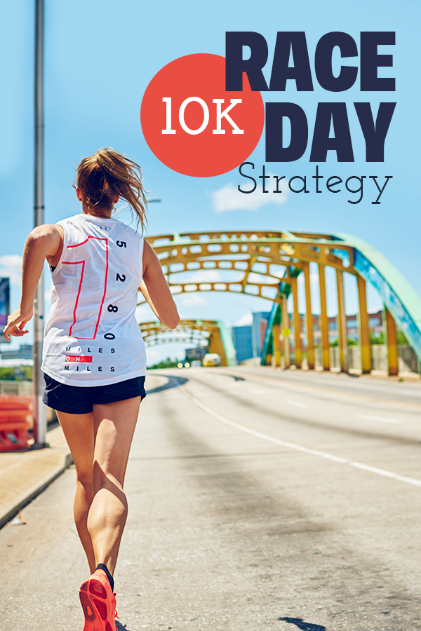 Race Day Strategy - covering pacing, fueling and mindset for a good race