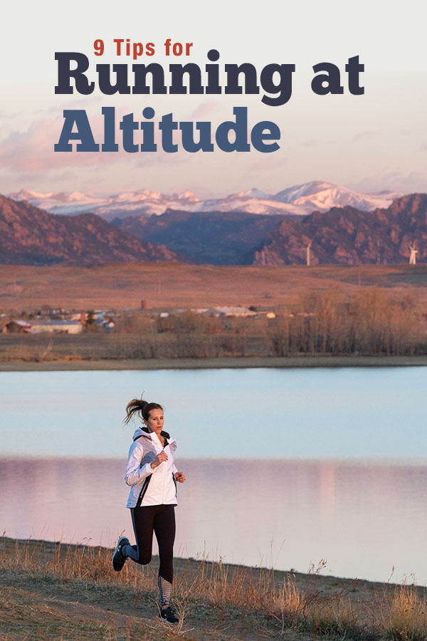 Running at Altitude tips