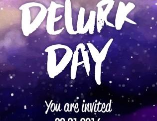 National Delurk Day: