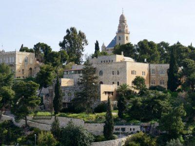 Views of the Old City of Jerusalem