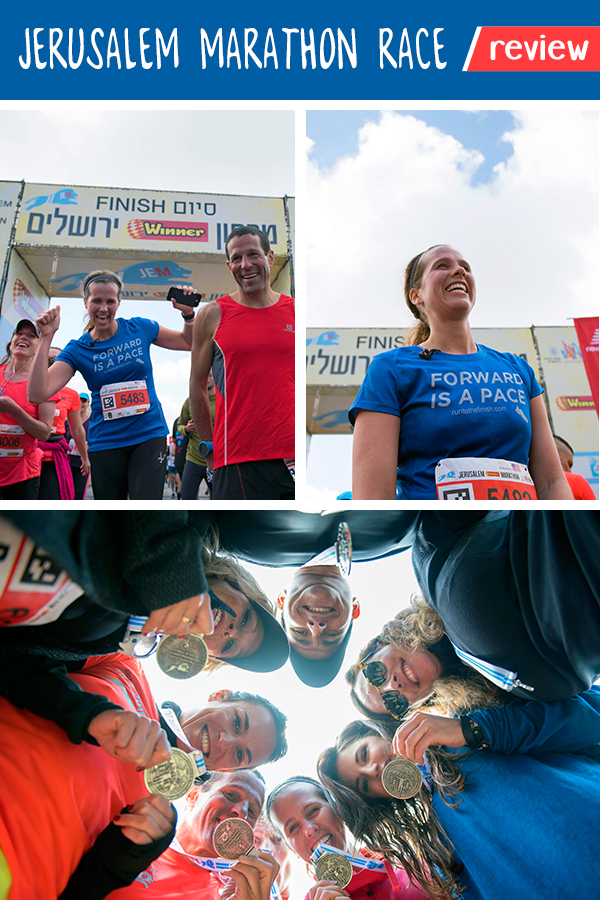 Looking for an International Race? My review of the Jerusalem Marathon and half marathon
