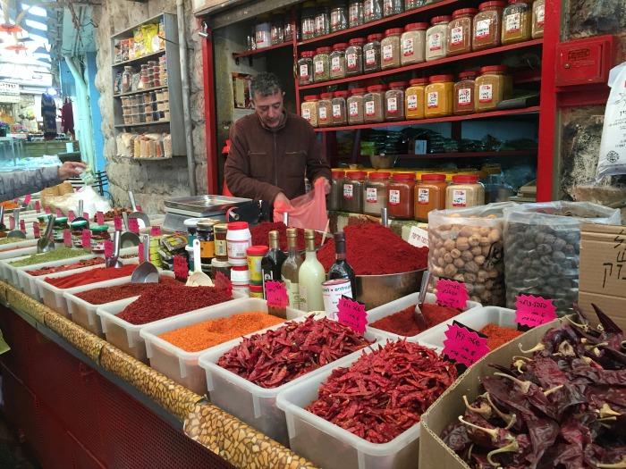 Machne Yehuda Market District