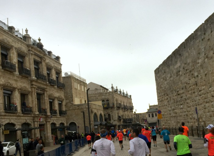 Highlights of the Jerusalem Marathon